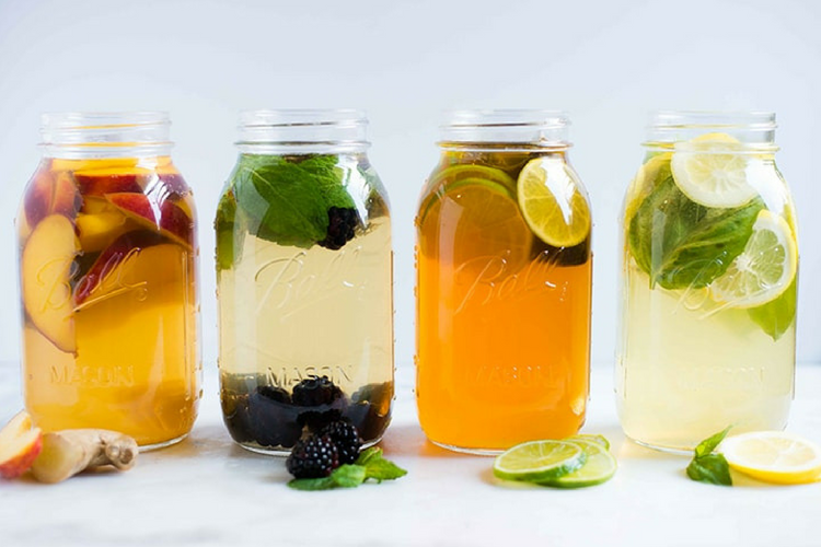 4 Healthy Iced Tea recipes for Summer