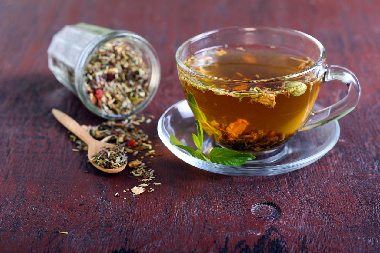 Herbal Tea Benefits For Body and Soul